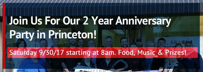 Princeton 2 Year Anniversary Party!